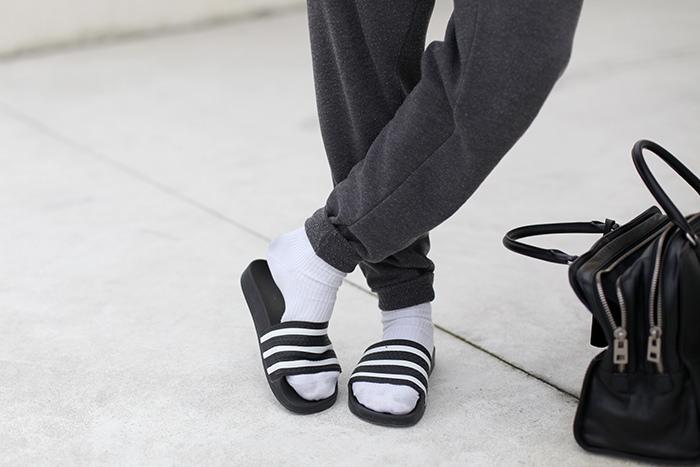 zapatillas piscina adidas