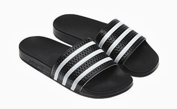 zapatillas de piscina adidas