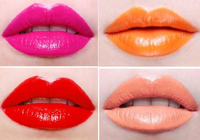 Resultado de imagen para labios colores